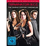 "Terminator: The Sarah Connor Chronicles - Die komplette zweite Staffel [6 DVDs]von ""Lena Headey"""