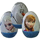 Disney's Frozen Chocolate Surprise Egg (Pack of 3)