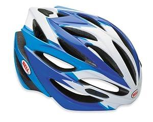 Bell Array, Casco da bici, Blu, L