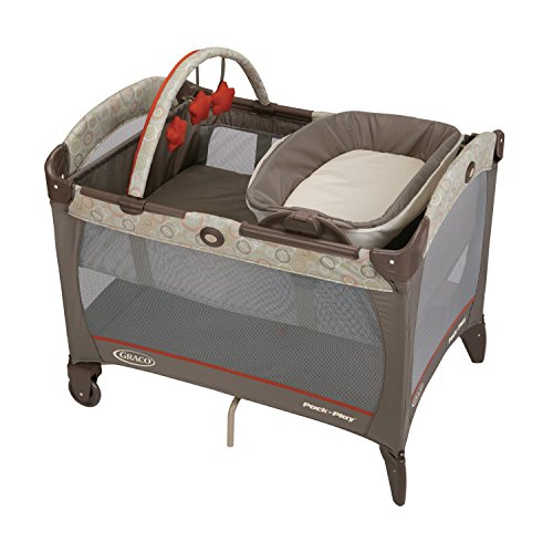 Graco Pack 39 N Play Playard With Reversible Napper And