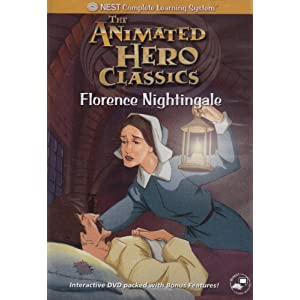 Florence Nightingale Interactive DVD