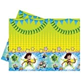 Toy Story Star Power	Party Tablecover Plastic