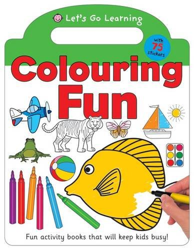 Colouring Fun (Let's Go Learning)