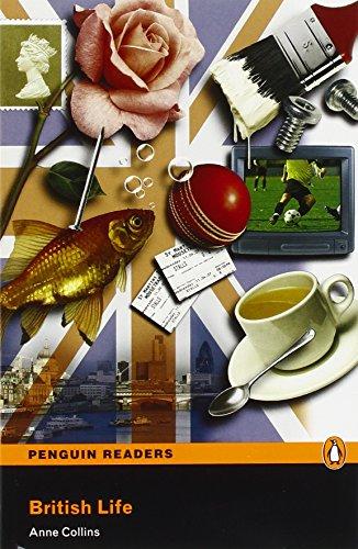 Peguin Readers 3:British Life Book & CD Pack: Level 3 (Penguin Readers (Graded Readers))