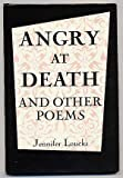 img - for Angry at Death and Other Poems book / textbook / text book