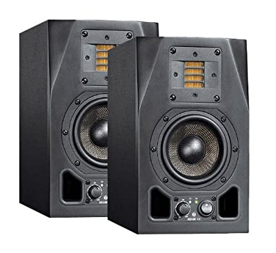 Adam Audio A3X Pair 2-way 4.5 inch Nearfield Monitors by Adam Audio