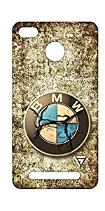 Vogueshell BMW Sign Printed Symmetry PRO Series Hard Back Case for xiaomi Redmi 3s