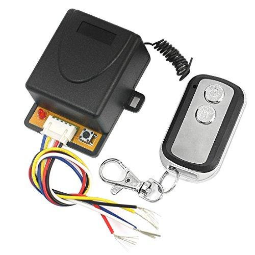 433,92MHZ 2-CH Eingangstür RC Fernsteuerung mit Transmitter und Empfänger