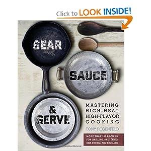 Sear, Sauce, and Serve book