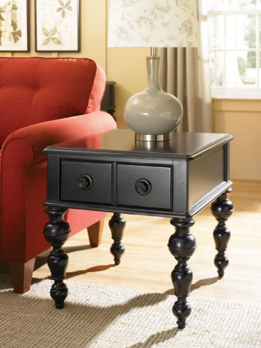 Cheap Mercer End Table w 2 Drawers (T3001321-22)