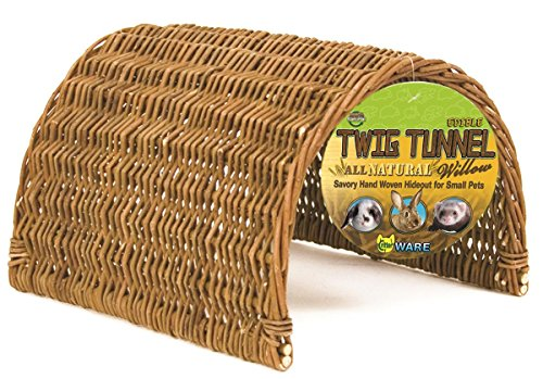 Ware-Hand-Woven-Willow-Twig-Tunnel-Pet-Hideout