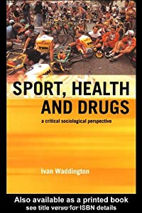 an introduction to the issues of drugs in sports In sports, doping is conventionally referred to the use of  doping can be  regarded as a multifaceted issue and targets all bodily functions  athletic  advantage from a variety of nutritional supplements and drugs,.