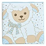 Aurora Baby Canvas Wall Art, Lamb