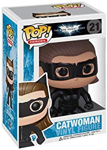 Funko POP Heroes : Dark Knight Rises Movie Catwoman Vinyl Figure at Gotham City Store