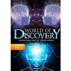 World Of Discovery - Inventors:  Out of their Minds (Amazon.com Exclusive)