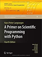 A Primer on Scientific Programming with Python, 4th Edition Front Cover