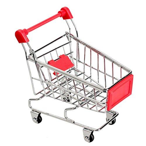 mini-supermarket-handcart-shopping-utility-cart-mode-storage-toy-red