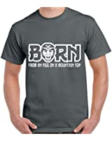 Born from an egg T-shirt - 5 colour options