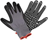 BikeMaster GripMaster Wild Grip Mechanics Gloves Gray Medium M 151768