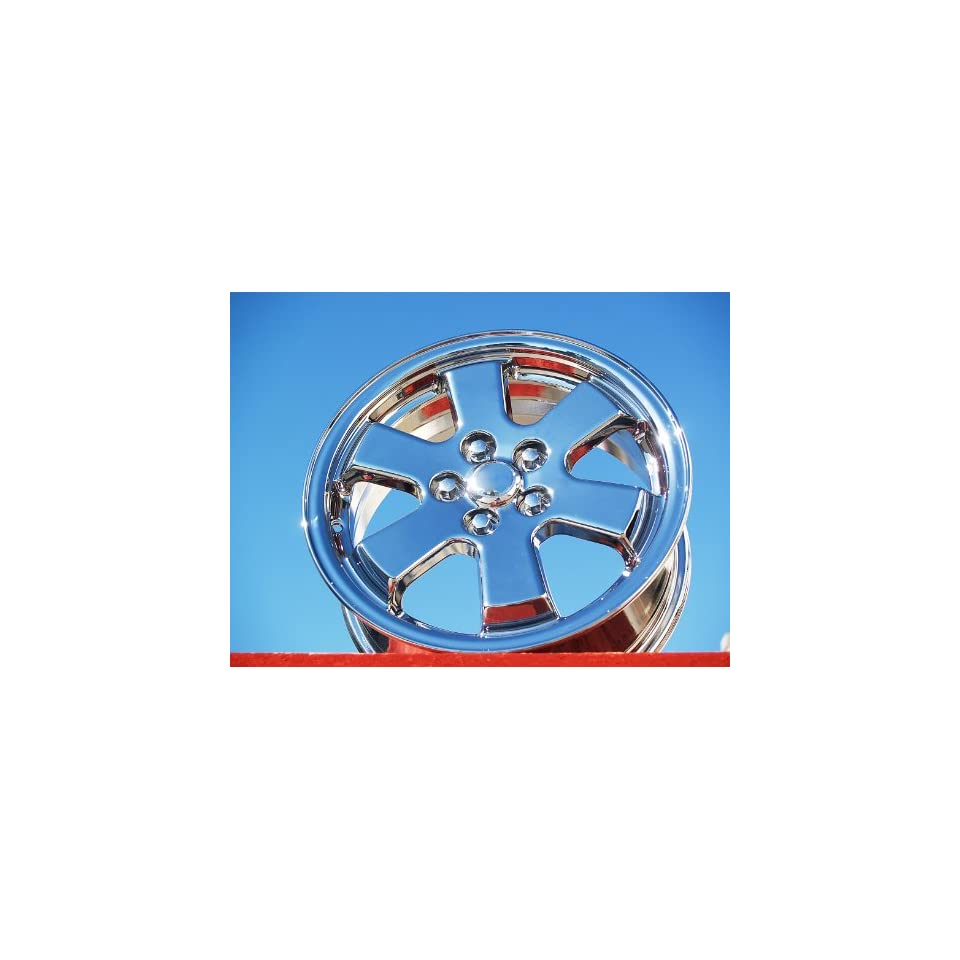 Toyota Prius Set of 4 genuine factory 15inch chrome wheels