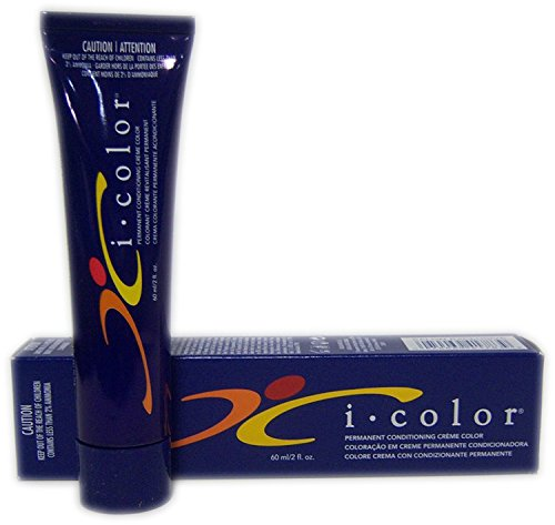 Iso I.COLOR Permanent Cream Hair Dye 2oz 10AA (10.2) (Iso Hair Dye compare prices)