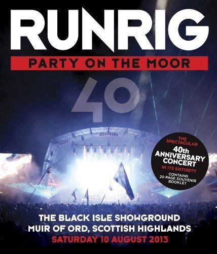 Blu-ray : Runrig - 40th Anniversary Concert (United Kingdom - Import)