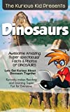 Children's Book About Dinosaurs Kurious Kid(kids books age 3 to 6)Teach Value: patience(Action & Adventure)kids book Series(Illustrated:3-8)Friendship(Manners)Growing non-fiction stories books