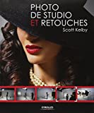 La photo de studio et retouches