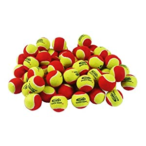 Buy Gamma Quick Kids 36 Ball (60 Pack, Yellow Red) by Gamma