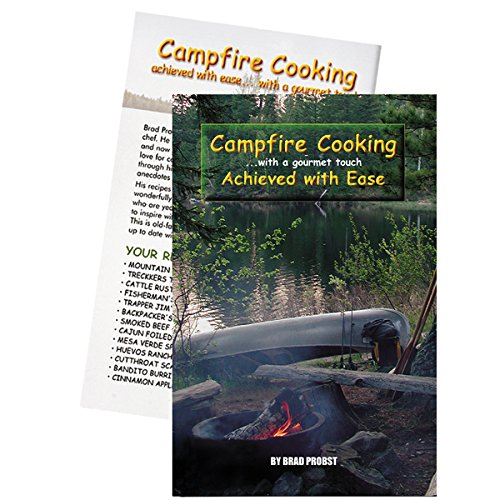 Rome's #2012 Campfire Cooking Book