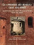 """Afficher """"Le"""" premier art roman"""" cent ans après"""""""