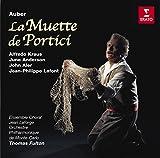 Cover of Auber - La Muette de Portici