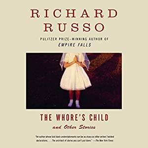 The Whore's Child and Other Stories Audiobook