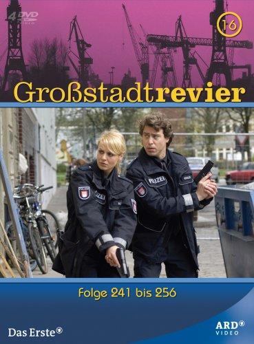 Großstadtrevier - Box 16. Folge 241 bis 256 (4 DVDs)