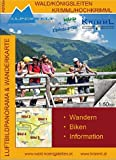 Alpenwelt Karte, Wald K�nigsleiten Krimml