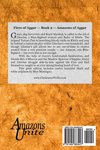 Fires of Aggar: Amazons of Aggar Book 2: Volume 2