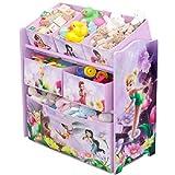 Disney Fairies Multi Toy Organizer für Spielzeug aus Holz...