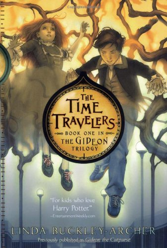 The Time Travelers (The Gideon Trilogy, Book 1) (Blues Clues Story Time compare prices)