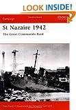 St Nazaire 1942: The Great Commando Raid (Osprey Campaign)