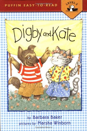 Digby and Kate: Level 2 (Easy-to-Read, Puffin)