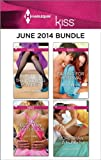 Harlequin KISS June 2014 Bundle: Dont Tell the Wedding Planner\The Best Man for the Job\Falling for Her Rival\More than a Fling?