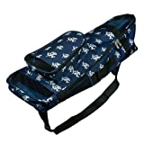 IQ 415601 ABC Bag All-Over Fish Print blue royalnavy Size:one size