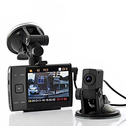 Car Dvr Recorder With G-Sensor /Hdmi /Tf Card Slot (S3000A-3.5Inch-720P) front-57091