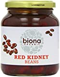 Biona Organic Red Kidney Beans 350g (Pack of 6)