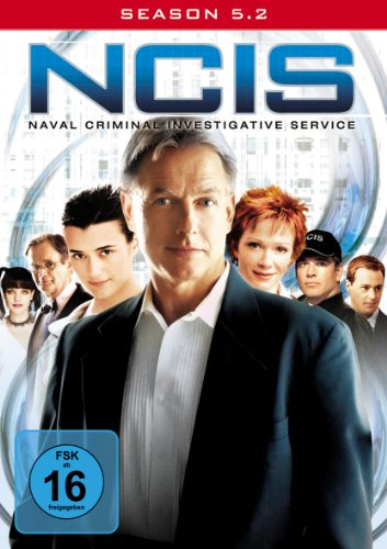 NCIS - Season 5, 2.Teil [3 DVDs]