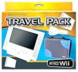 echange, troc Powerplay Screen and Case Travel Pack (Wii) [import anglais]