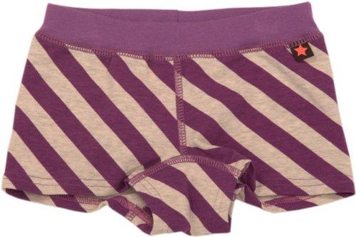 Molo Kids Purple Striped Pants (Joanna - Ecru Diagonal)