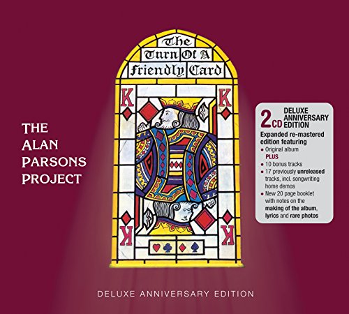 Alan Parsons Project - Turn Of A Friendly Card: Legacy Edition - Zortam Music