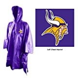 NFL Minnesota Vikings Rain Poncho Reviews