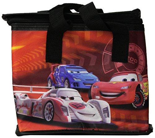 UPD Non-Woven Cooler Lunch Bag, Cars (Discontinued by Manufacturer)